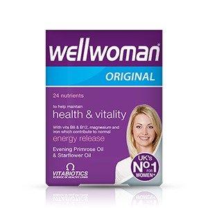 Vitabiotics买三免一Wellwoman 复合维生素