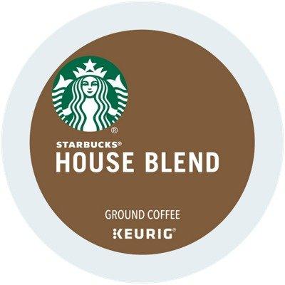 House Blend中度烘焙咖啡胶囊 24颗装