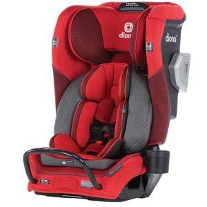Diono封面同款4合1双向汽车安全座椅