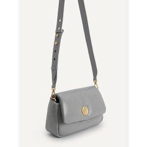 Pedro ShoesPadded Shoulder Bag - Grey