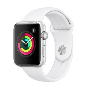 到手¥1999苹果 Watch Series 3 智能手表 GPS款 38mm