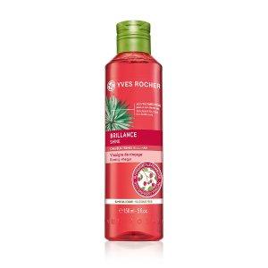 Yves Rocher明星产品,重现头发亮泽度~覆盆子发醋