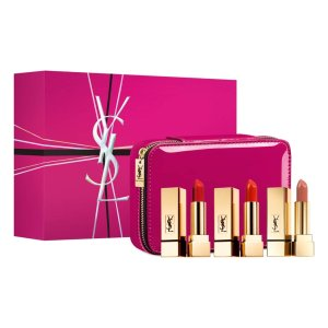 $78 YSL Rouge Pur Couture Lip Color Trio