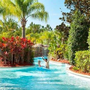低至7折奥兰多环球影城/迪士尼/水上世界等周边酒店促销 适合家庭入住