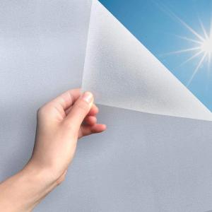 磨砂售价€9.9 透光防晒防走光MARAPON 静电吸附窗户膜 无粘合剂 防UV 保护隐私