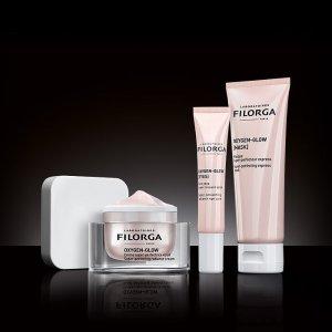 无门槛7.8折 收十全大补面膜Filorga 精选护肤好价来袭 收樱花注氧面霜、眼膜贴等