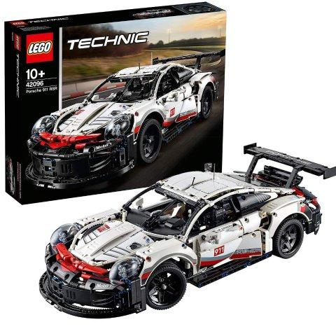 $199(原价$269)LEGO 科技系列 保时捷911 RSR 42096