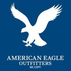 低至4折 16收纯色舒适T恤白菜价:American Eagle 春季美衣清仓 $20收高领宽松毛衣