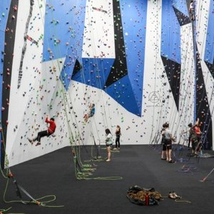 团购价$29 岩壁上的芭蕾North Walls 墨尔本双人室内攀岩