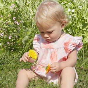 5折起 宝宝遮阳帽仅€12Petit Bateau 夏日特惠 法国百年婴幼儿时装 专业品质著称