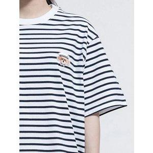 BC BY BEYONDCLOSET海军狗狗T恤