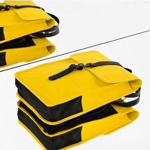 3折起 防水背包仅£24Rains 超低价 全球最佳机能设计雨衣背包 科学为你挡风挡雨