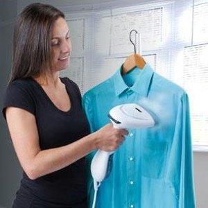 $27.54(原价$59.99)史低价:Conair Super Steam手持蒸汽挂烫机 让衣物平整如新