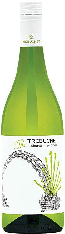 2020 Trebuchet 酸橙+柠檬+菠萝口味霞多丽