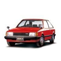 Mazda Familia 折纸模型免费下载