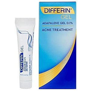 Amazon Acne Treatment Differin Gel 15g