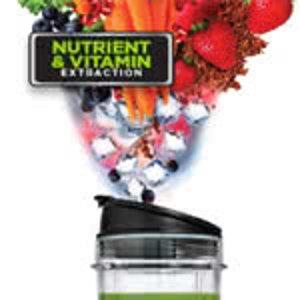 $103 (原价$129)即打即喝,美容养颜限今天:Nutri BL480NZ 智能多功能果汁搅拌机