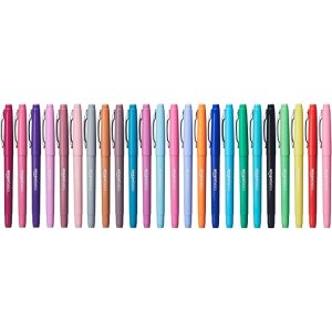 AmazonBasics 24支装彩色笔