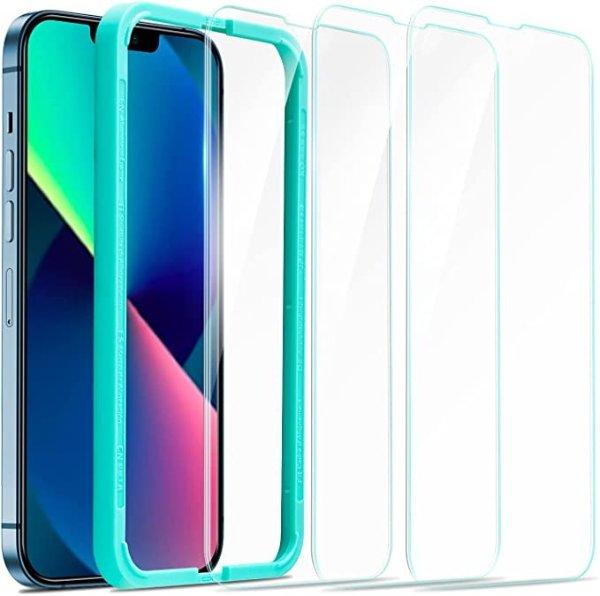 iPhone 13 mini 钢化玻璃屏幕保护膜 3张