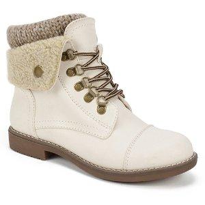 White Mountain短靴