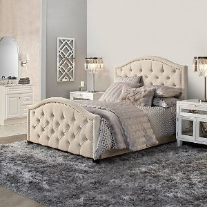Z GALLERIENicolette Bed | Furniture Warehouse | Collections | Z Gallerie