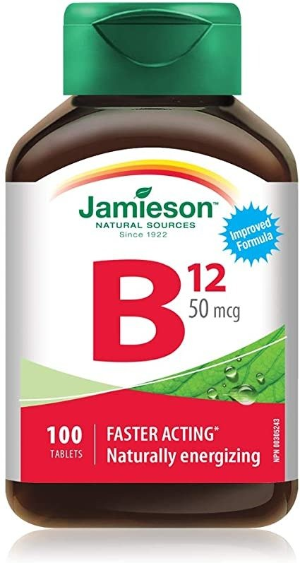 维生素B12 50 mcg