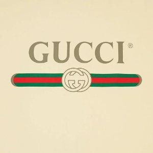 6折起 小白鞋£416!Gucci 罕见全场闪促 收Marmont、酒神、乐福鞋竟全参与!