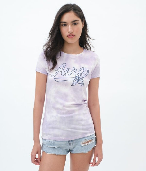 Aero Rose T恤