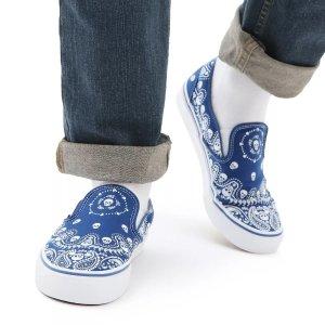 Vans帆布鞋
