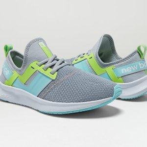 7.5折优惠  $44入封面款New Balance官网 男女运动鞋履促销