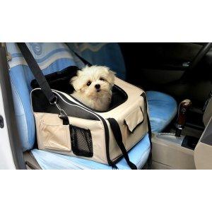 groupon宠物车载座椅