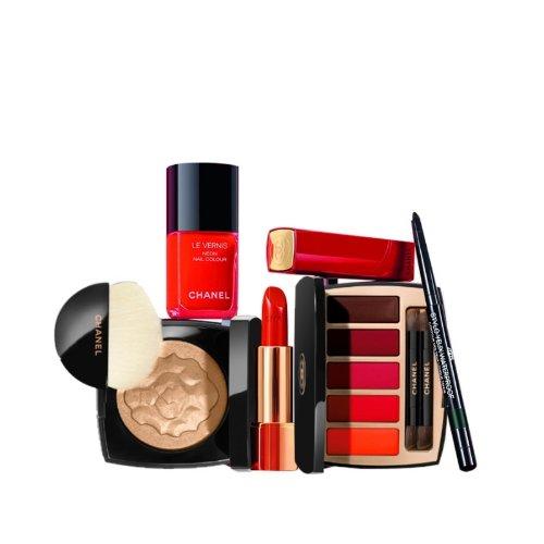 【节日限量】Chanel彩妆12件套 价值$440