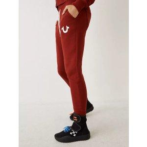 True Religion运动裤