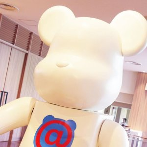 £160可收心动潮流积木熊Be@rbrick多款造型玩偶上货  重温大量童年经典