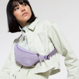Eastpak香芋紫胸包