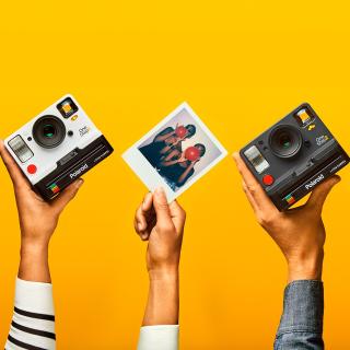Mini 9 仅$49.99 免税包邮Instax / Polaroid 拍立得相机好价大促, 买就送即时显影相纸