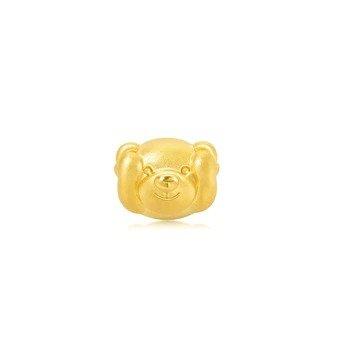 可爱小熊 串珠