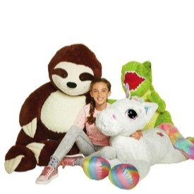 Coming Soon: $20 Giant Plush Toys @ Walmart