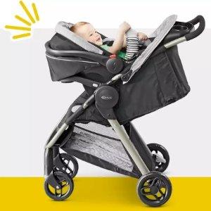 低至7.5折+店取享额外9.5折Target 儿童推车特卖 宝宝出门必需品买起来