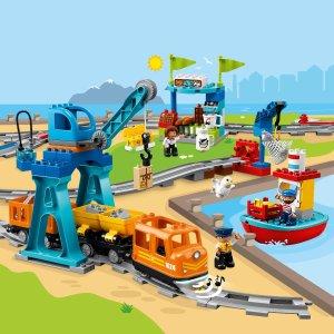 $119.99 + Free Gift & 2X PointsCargo Train 10875 @ LEGO