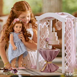 $5.95 Shipping $100+Up to 65% Off Monthly Specials @ American Girl