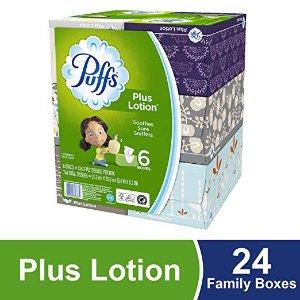 $33.38Puffs 面巾纸 124张*24盒