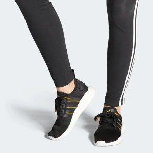 AdidasNMD_R1  黑金配色女鞋