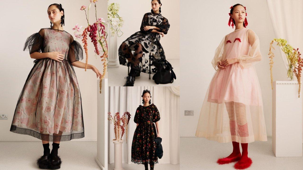 H&M X Simone Rocha联名款3月11日正式发售!时髦精们赶快看看哪些值得买?