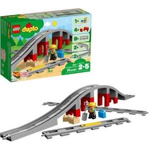 Lego城镇火车桥