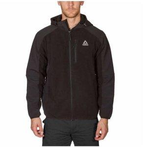 $9.97+包邮白菜价:Costco会员专享 Reebok 男子拉链款夹克外套