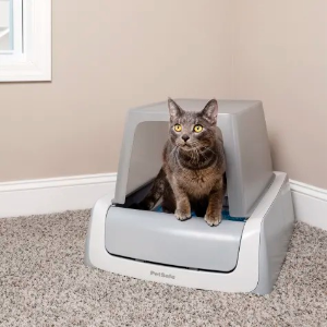 $60 OffScoopFree Self-Cleaning Litter Box on Sale