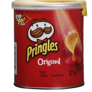 Pringles$0.86/罐品客 原味 37g x12罐