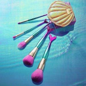 Tarte minutes to mermaid brush set @ Tarte Cosmetics