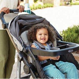 额外8折 促销款折上折GRACO官网 童车及旅行套装特卖 性价比超高